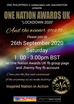 One Nation Award Ariel Lanada